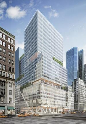 390 Madison Avenue, Courtesy of Neoscape
