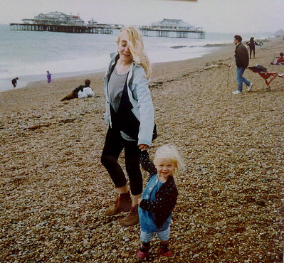 Paris & her mother